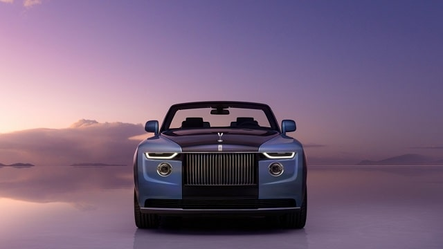 xe roll royce dat nhat the gioi